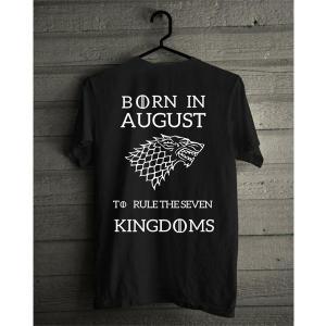 Vastra Kingdoms Tshirt Unisex-Black