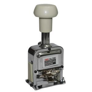 Deli 7506 Automatic Numbering Machine