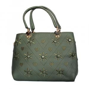 Floral Print Handbag For Women