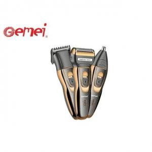 Gemei GM-595 3 In 1 Hair Clipper And Trimmer
