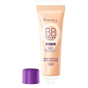 BB Cream Matte, Light, 30 ml