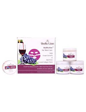 Vedicline Bio Rhythm Active Cream kit