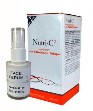 Nutri-C2 Face Serum with Vitamin C and Collagen