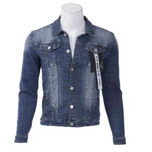 Spring Men Casual Denim Jacket Classic Style Fashion Jean Jacket By Bajrang