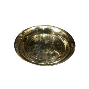 Chares Bronz Plate with 1.5kh weight
