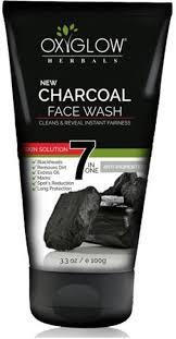 Oxy Herbal Charcoal Face Wash 100 g  (100 g)
