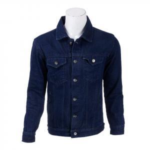 Spring Autumn Men Denim Jacket Men Trendy Fashion Bomber Thin Ripped Denim Jacket Men Cowboy Jeans Jacket