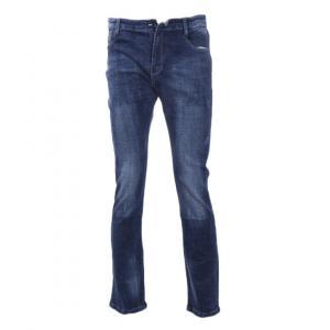 New Jeans For Men Slim Skinny Jeans Men Elastic Stretch Blue Washed Long Pants By Bajrang