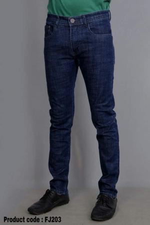 Blue Jeans Pant For Man