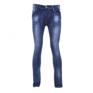 Fashion Streetwear Men Jeans Vintage Skinny Washed Pants By Bajrang