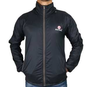South cool  Mens Winter Polyester Jackets  for man  (black)