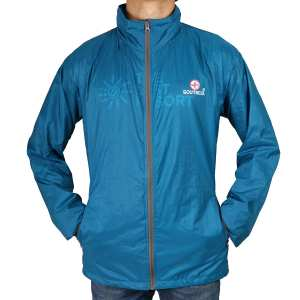 South cool  Mens Winter Polyester Jackets  for man  (blue)