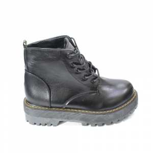 Ankle Length Lace-Up Boots For Women - 668