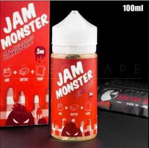 Jam Monster Grapes Vape Juice, 100ml