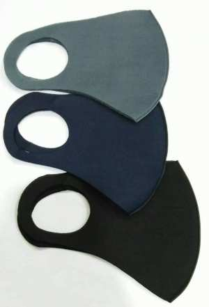 PlainColor face mask for man and women  Unisex