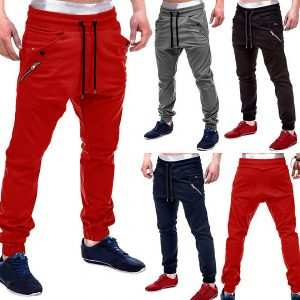 Men's Casual Joggers For Summer