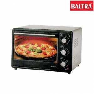 Baltra BOT-101 Mendrill 18L OTG Microwave - (Silver/Black)