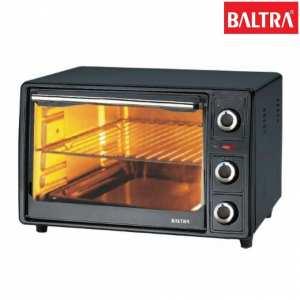 Baltra BOT-102 TIRANO 23L OTG Microwave - (Black)