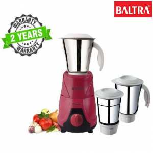 Baltra BMG 132 Cooper 3 500W Mixer Grinder With 3 Jar