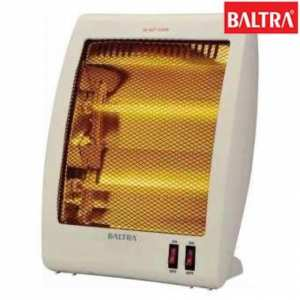 Baltra Torrent Quartz Heater - White