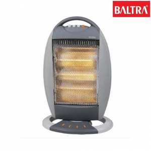 BALTRA Halogen Heater 1200 Watt 3 Rod Heating-(Blister)