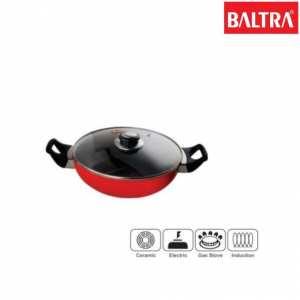 BALTRA Non Stick Ware Kadhai 22 cm BTN-204