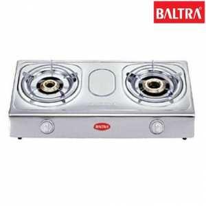 Baltra BGS 119 Silver 2 Gas Stove