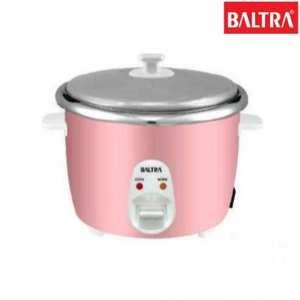 Baltra Steel Regular 1.8 Ltrs Rice Cooker