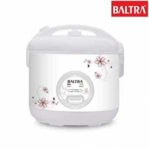 Baltra BTP 500D Platinum Deluxe 1.5 Ltrs Rice Cooker - (White)