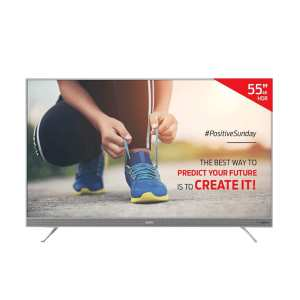 "Palsonic Australia 55QX7000 55"" 4K Ultra HD HDR Android Smart LED TV"