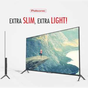 "Palsonic Australia 65QX7000 65"" 4K Ultra HD HDR Android Smart LED TV"