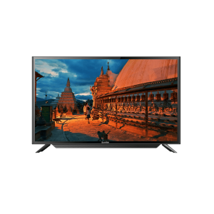 "32""inch smart Android  TV Sunrise Brand with HDMI VGA USB Acceptable features and wifi connection"