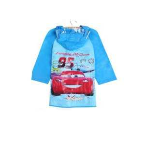 Children's car printed raincoat(EM16-215)