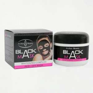 Charcoal Blackhead Remover Peel-Off Mask