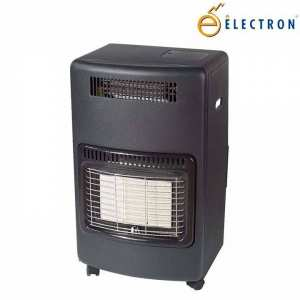 Electron Gas + Eletric Fan Heater
