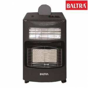 Baltra BTH 110 Cosmic Gas/Electric Heater -Black