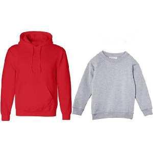 Buy 1  Plain Fleece Hoodie for Kids And Get  Fleece Sweat Shirt