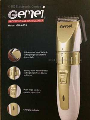 Pro Gemei Professional Hair Clipper