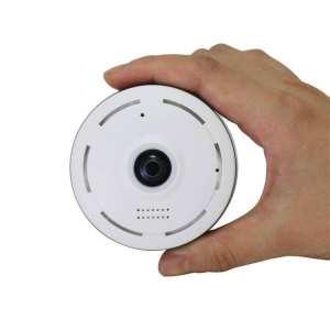 360 Degree Mini Wifi Wireless Panoramic IP Home Security Surveillance CCTV Camera