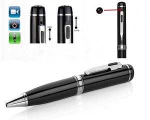 Mini 720P Spy HD DVR Hidden Pen Camera 30FPS Digital Pen Camcorder Video Recorder Cam