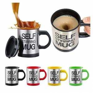 Self Stirring Electric Mug