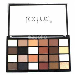 Technic 24 Colours Eyeshadow Palette – Brownie Points