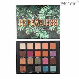 Technic Cosmetics - Be Fearless Eyeshadow Palette