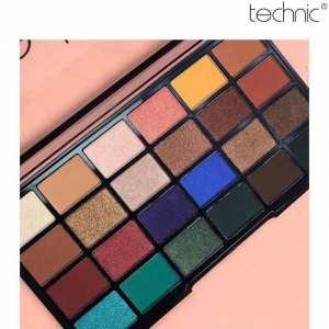 Technic Pressed Pigment Palette –Trendsetter