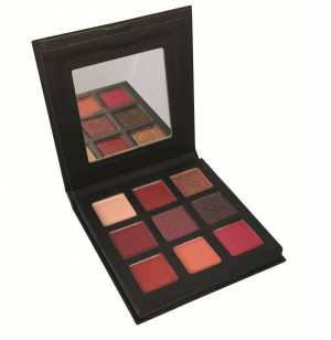 Technic Pressed Pigment Eyeshadow Pallete- Intrigued