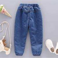Warm Jeans For Kids
