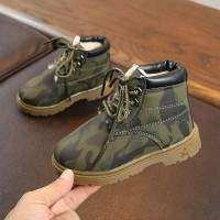 Martin Army Boots