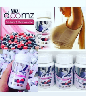 Maxi Doomz Breast Enlargement plus Whitening