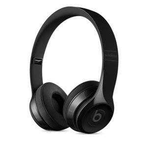 Beats Solo3 Wireless On-Ear Headphones – Gloss Black