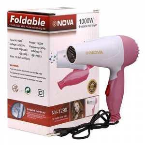 Hair Dryer Nova Mini Foldable
